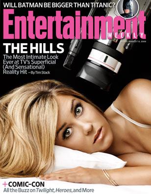 Lauren Conrad The Hills Season 5